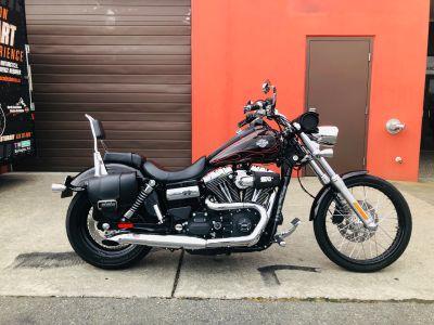 2014 Harley-Davidson Dyna Wide Glide Cruiser Burlington, WA