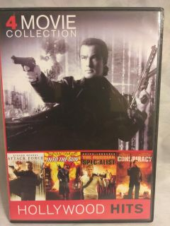 4 Hollywood Hits on 2 DVD'S
