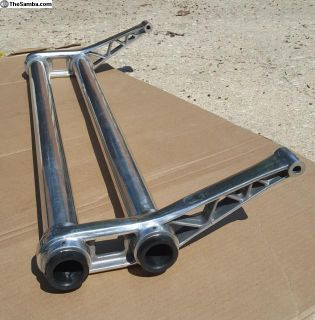 Aluminum Front Axle Beam with Shock Towers