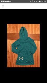 Womens hoodie size xs.