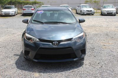 2015 Toyota Corolla (Grey)