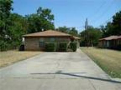 Real Estate Rental - Two BR, One BA Duplex
