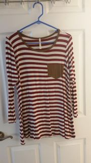 Kate Collection tunic $5