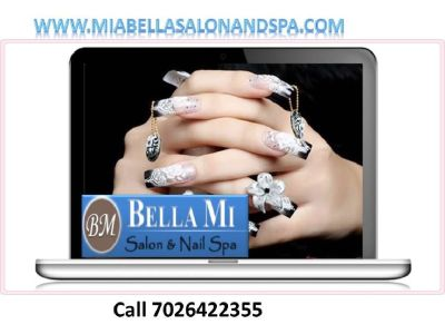 Mia Bella Salon-Nail Salon spa in Las Vegas