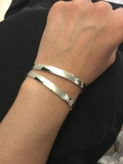 Taxco Sterling Bangles