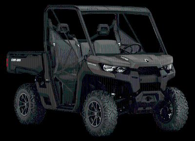 2019 Can-Am Defender DPS HD10 Utility SxS Dansville, NY