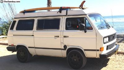 1987 VW Vanagon Westfalia