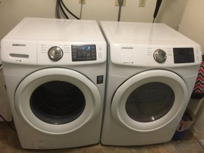 Washer/dryer set - Samsung