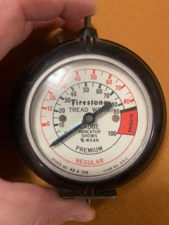 Firestone Tread Wear Gauge