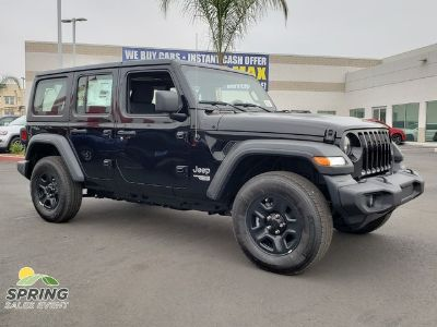 2018 Jeep Wrangler UNLIMITED (Black Clearcoat)