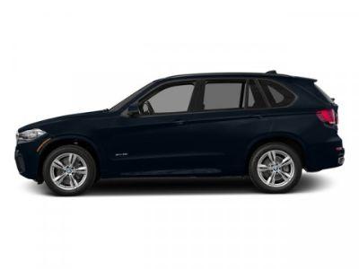 2015 BMW X5 xDrive35i (Carbon Black Metallic)