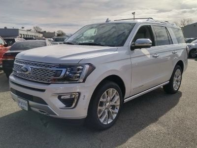 2019 Ford Expedition (White Metallic)