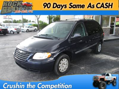 2005 Chrysler Town & Country Base (Blue)