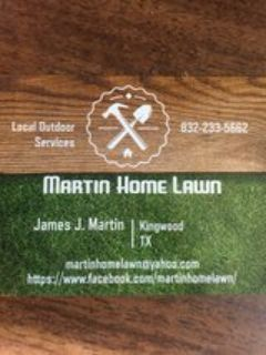 Local Kingwood lawn services!