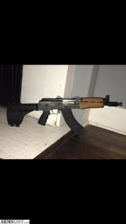 For Sale/Trade: pap M92 AKpistol
