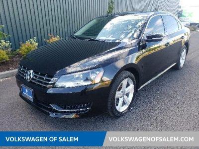 2013 Volkswagen Passat TDI SE (black)