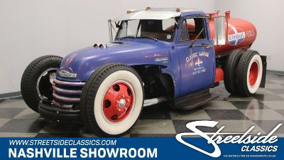 1951 Chevrolet Pickup Custom Tanker