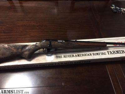 For Sale: Ruger American Farmers Edition