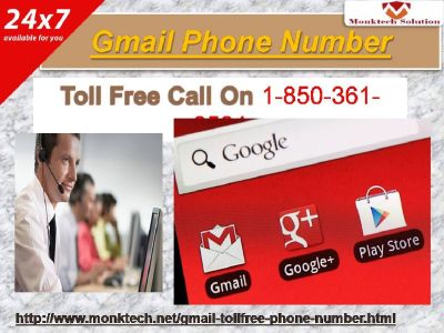 Gmail Phone Number variety for password related concerns 1-850-361-8504