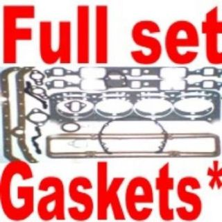 Purchase Full Set of Gaskets* AMC 360 390 401 1967-88 90 89 1991 >fix oil leaks , save .$ motorcycle in Duluth, Minnesota, United States, for US $56.95