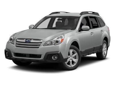 2013 Subaru Outback 2.5i Limited (Satin White Pearl)