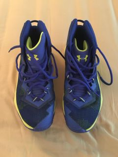 Under Armour Youth Bball Shoes