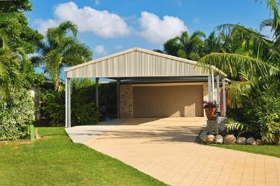 Sheds in Townsville