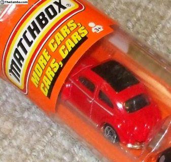 Matchbox MoreCarsCarsCars 5 pack tube