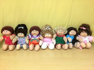 Cabbage Patch Dolls Collection (1978-1982)