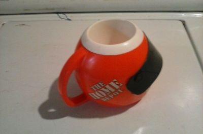 The Home Depot #20 Helmet Mug