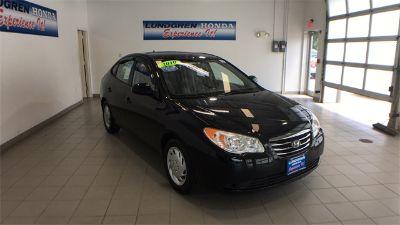 2010 Hyundai Elantra GLS (Ebony Black Pearl)
