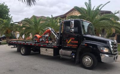 Motorcycle Towing, Tow trucks for motorcycles, towing service for motorcycles
