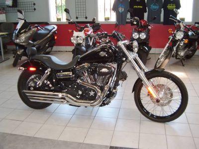 2010 Harley-Davidson Dyna Wide Glide Cruiser New Haven, CT