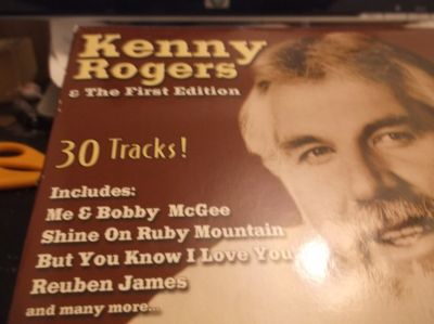 kenny rogers and the first edition 3 cd collection