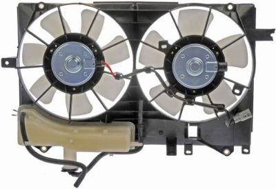 Purchase Engine Cooling Fan Assembly fits 2004-2009 Toyota Prius DORMAN OE SOLUTIONS motorcycle in Azusa, California, United States, for US $184.29