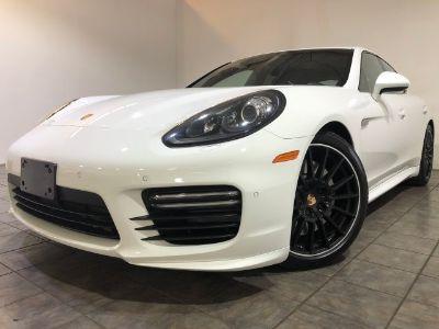 2014 Porsche Panamera GTS (White)