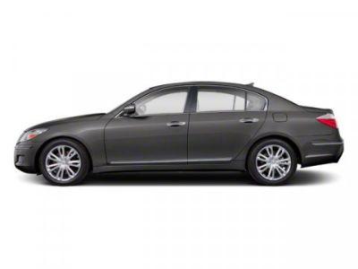 2012 Hyundai Genesis 3.8L V6 (Titanium Gray Metallic)