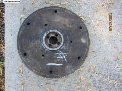 12 volt bug fly wheel