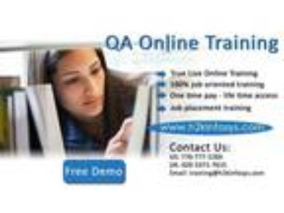 QA Online Training Classes And Job Assistance From H2KInfosys