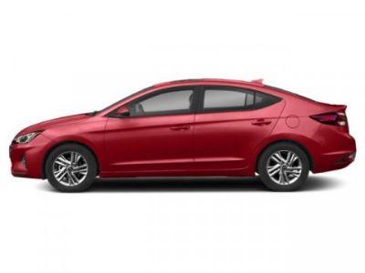 2019 Hyundai Elantra SEL (Scarlet Red)