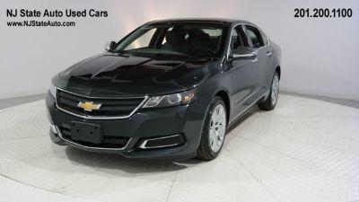 2015 Chevrolet Impala (black)
