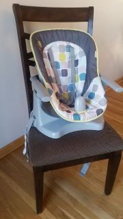 Ingenuity space saver highchair/ booster