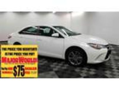 $16500.00 2017 TOYOTA Camry with 49032 miles!