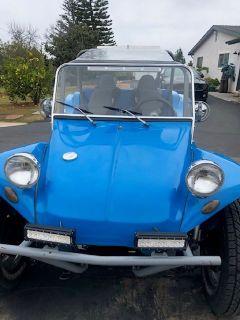 1973 VW Manx