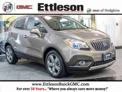 Used 2013 Buick Encore FWD 4dr