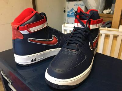Nike Air Force 1 High Sport Wizard Shoes