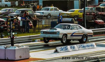 1973 PLYMOUTH DUSTER RACE/PROSTREET