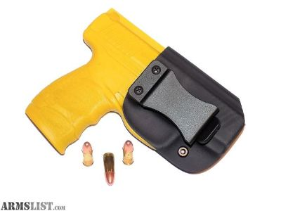 For Sale: Aggressive Concealment PPSM2IWBLP IWB Kydex Holster Walther PPS M2