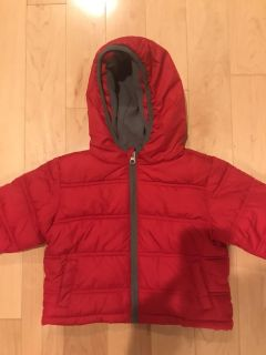12 month puffer jacket