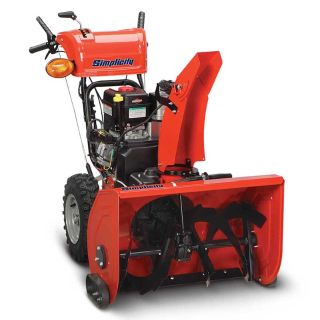 2018 Simplicity Heavy-Duty Two-Stage H1730E Snowblowers Lawn & Garden Fond Du Lac, WI
